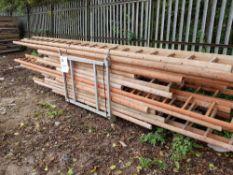 30No Wooden Ladders – 2m to 7m long LOT LOCATION: 2 Main Road, Sundridge, Nr Sevenoaks, Kent. TN14
