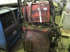 KEMPII MIG WELDER WITH WIRE FEED HEAD, SOURCED FROM COMPANY LIQUIDATION