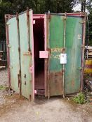 Container 20' x 8' (O'Keefe Ref Nail Shed) BUYER TO PROVIDE CRANEAGE. LOT LOCATION: 2 Main Road,