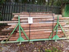 44No Wooden Ladders – 2m to 4m Long LOT LOCATION: 2 Main Road, Sundridge, Nr Sevenoaks, Kent. TN14