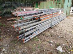 48No Metal Ladders – 3.0m to 7.0m Long LOT LOCATION: 2 Main Road, Sundridge, Nr Sevenoaks, Kent.