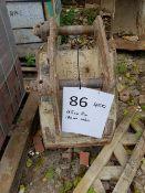 450mm Wide Bucket (JBC IP681 8T HIT) 45MM PIN WIDTH 180MM