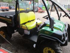 John Deere 855 Gator, yr2015 build SN:1M0855DECFM103294 WHEN TESTED WAS SEEN TO DRIVE, STEER AND