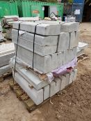 Kerbs - assorted sizes - 7No pallets