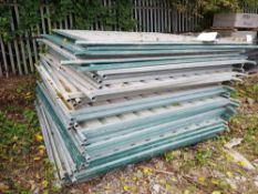Solid Heras Fencing and Associated Stays 71NO TOTAL 2.2m High x 2.1m Wide LOT LOCATION: 2 Main Road,
