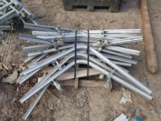 Haki roofing system - Various components LOT LOCATION: TN14 6EP. OKEEFE STORAGE YARD, 2 Main Road,