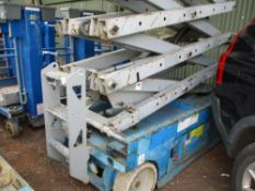 GENIE GS3246 SCISSOR LIFT PLATFORM YEAR 2006 PN:PL025 SN:GS4606-80217 WHEN TESTED WAS SEEN TO DRIVE,