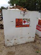 Diesel Tank – Pump included – 2500L Tank (O'Keefe Ref DT17) LOT LOCATION: 2 Main Road, Sundridge, Nr