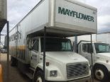 Lot 111 - Year: 2004 Make: Freightliner Model: FL70 Vehicle Type: Truck Mileage: 436999KM Plate: Body Type: MO
