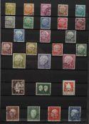 Briefmarkenalbum BRD gestempelt 1949 - 1984Sammlung nahezu vollständig, im AlbumBitte besichtigen.