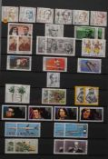 Briefmarkenalbum BRD gestempelt 1985 - 2001Sammlung nahezu vollständig, im AlbumBitte besichtigen.