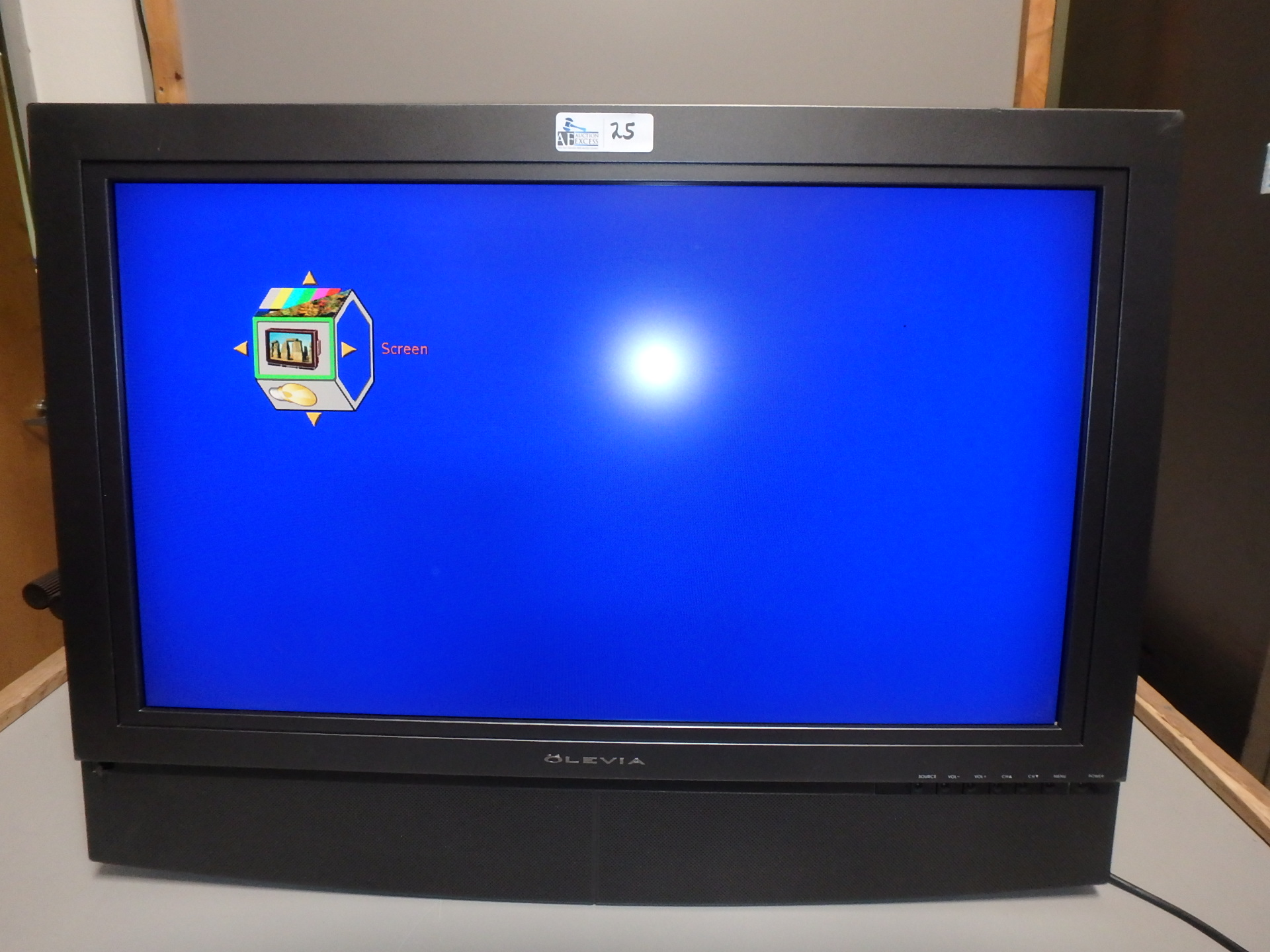 Lot 25 - LOT OF 3 TV'S