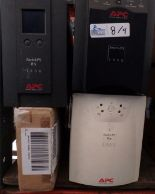 Lot 8 - LOT OF 4 ELECTRONICS