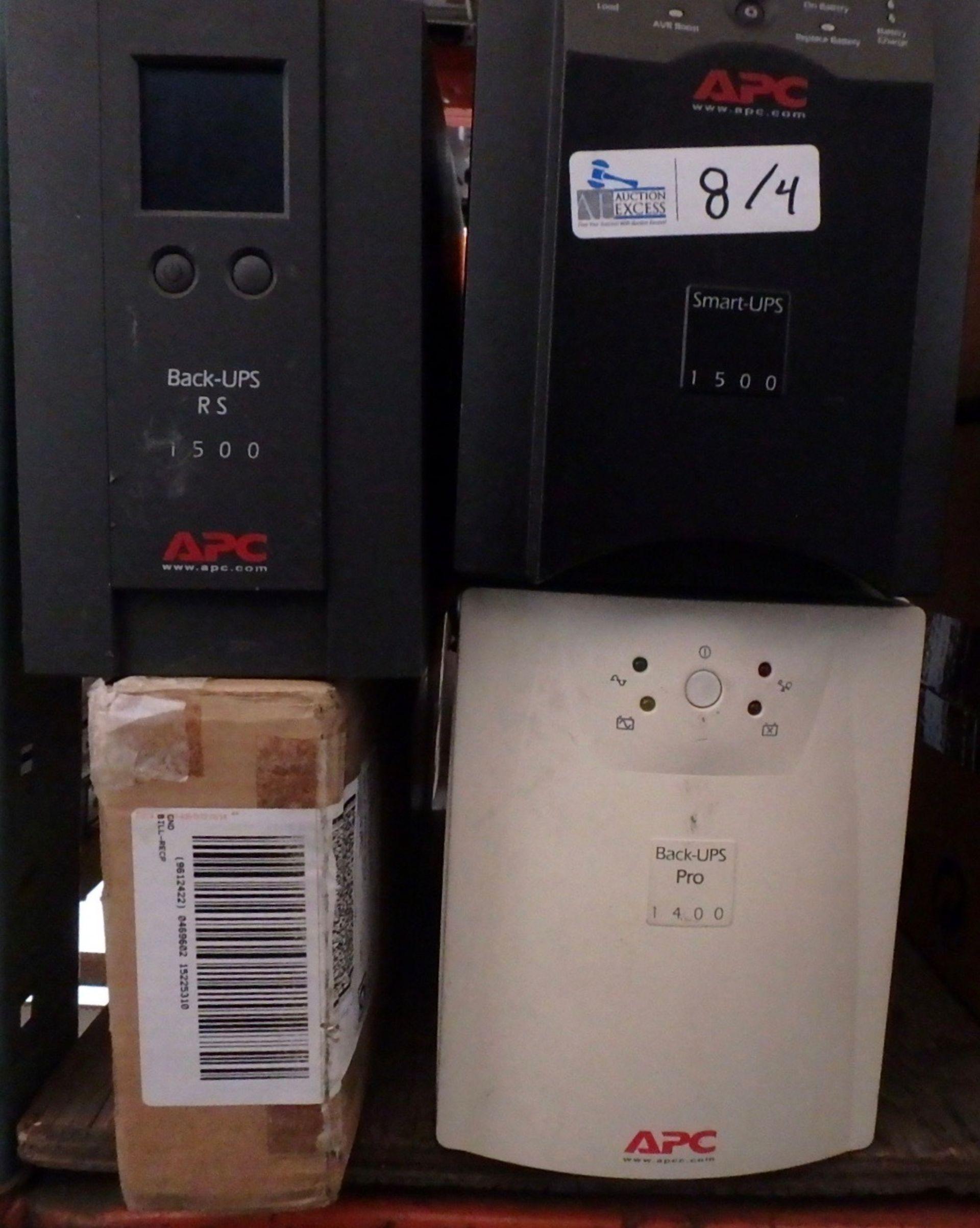 Lot 8 - LOT OF 4 ELECTRONICS