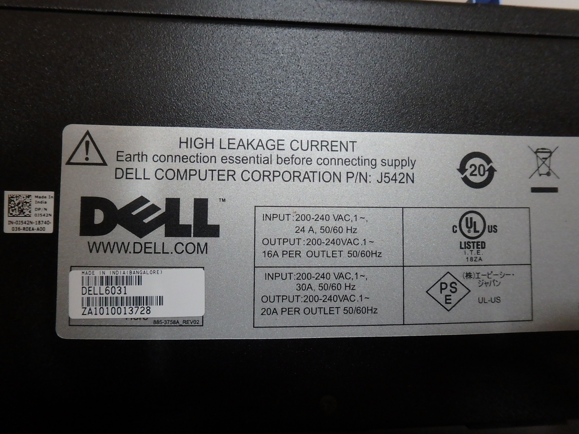Lot 9 - LOT OF 4 DELL