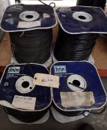 Lot 26 - LOT OF 4 BELDEN SPOOLS