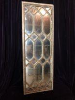 Lot 30 - Window light mirror