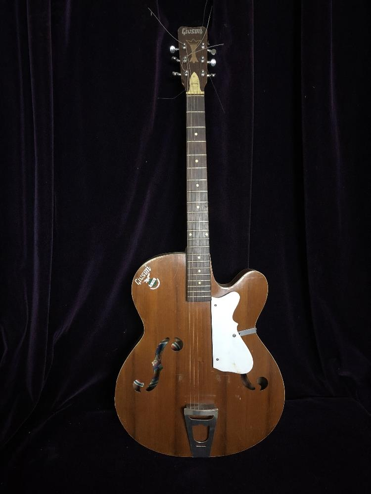 Lot 36 - Acoustic Givson guitar