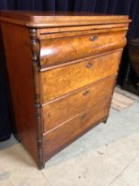 Lot 7 - Swedish Chest