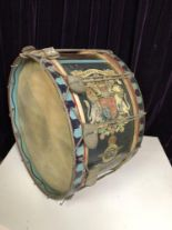 Lot 13 - Military Drum