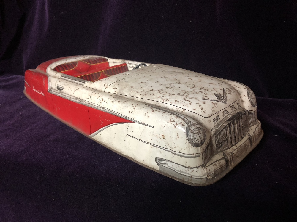 Lot 26 - Toy car