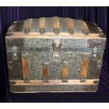 Coach trunk