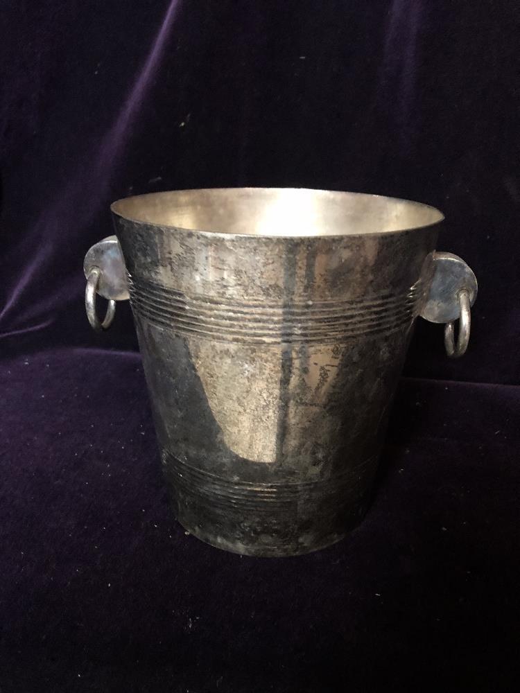 Lot 43 - Champagne bucket