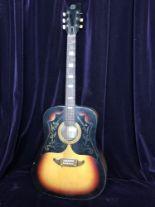 Lot 34 - Acoustic guitar