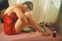 "Rossa, Boryana (Dragoeva) (1972 Bulgarien) ""Locked 2"", Fotoreproduktion auf Alu, 70,0 x 94,0 cm"