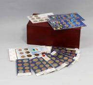 14 Kursmünzensätze Europa Euro 1999-2011dabei Niederlande, 2 x Irland, Spanien, Portugal, Belgien,
