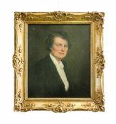 Robert Frank-Krauss (1893 Fürth - 1950 München) Frauenporträt, Öl auf Holz, 59 cm x 48,5 cm, unten