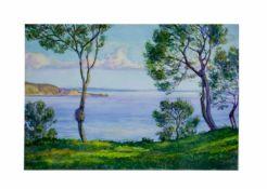 Herbert Rolf Schlegel (1889 Breslau - 1972 Schondorf) 6-tlg. Konvolut u.a. Ansichten von Ibiza, 3