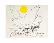 Pablo Picasso (1881 Malaga - 1973 Mougins) (F) Paar Arbeiten, 'La Ronde de la Jeunesse' und 'La