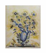 Suzanne Duchamp (F) (1889 Blainville-Crevon - 1963 Neuilly-sur-Seine) Blumenstillleben,