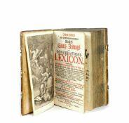 Reales Staats-, Zeitungs- und Conversations-LexiconJohann Hübner (1668-1731), 1748, Verlag Emerich