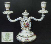 """Leuchter Stil von """"Rokoko Cumberland"""", NYMPHENBURG. Leuchter NYMPHENBURG. 20. Jahrhundert. Modell"""