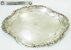 Tablett, Josef Carl Klinkosch. Tablett, Josef Carl Ritter von Klinkosch. Wien, 2. Hälfte 19.