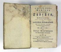 Hebamenkunst (18.Jh.) Samlung anatomischer Tabellen mit Erklärungen und einem Auszuge der