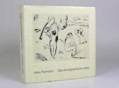 Hans Purrmann Das druckgraphische Werk; Museum Langenargen am Bodensee 1981