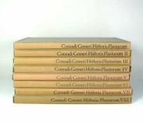 Gesner, Conrad (auch Gessner) Historia Plantarum; Faksimileausgabe, herausgegeben von Heinrich
