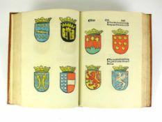 Richental Chronik Das Konstanzer Konzil 1414 - 1418; Exemplar Nr. 182 von 235 auf Handbütten der