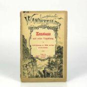"""Constanz und seine Umgebung (um 1900) Heft Nr. 13 der """"Europäische Wanderbilder""""; mit 22"""