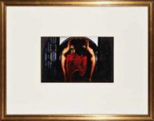 GUNTER SACHS (1932 MAINBERG - 2011 GSTAAD) o. T. Fotografie, C Print, 20 x 33 cm Passepartout,