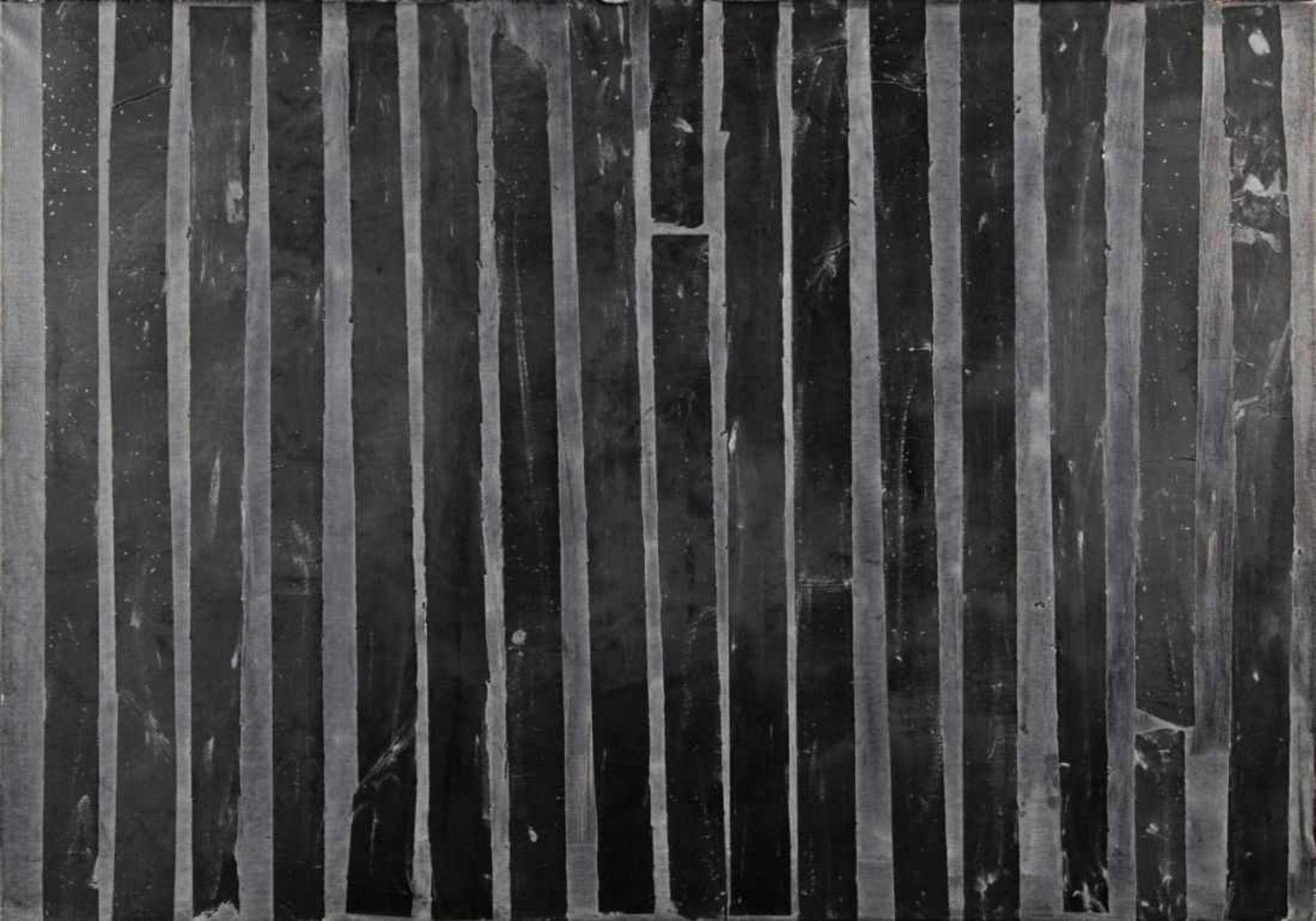 RUDI STANZEL(1958 LINZ)NINGBO 38, 2006Papier, Tinte, Acryl auf Leinwand, 70 x 100 cmSignatur