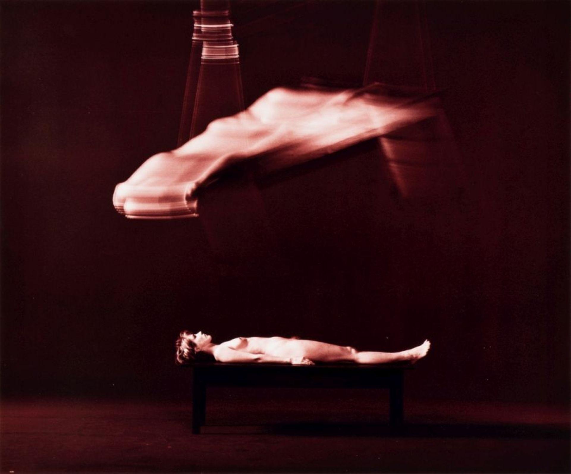 JÜRGEN KLAUKE(1943 KLIDING)BEWUSSTSEINSERWEITERUNG, 2001Farbfotografie auf Kodak Professional, 50,