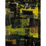 AHMET ORAN(1957 CANAKKALE)o. T., 1991Holzschnitt, Collage, 116 x 81 cm, Unikatgerahmt, Maß mit