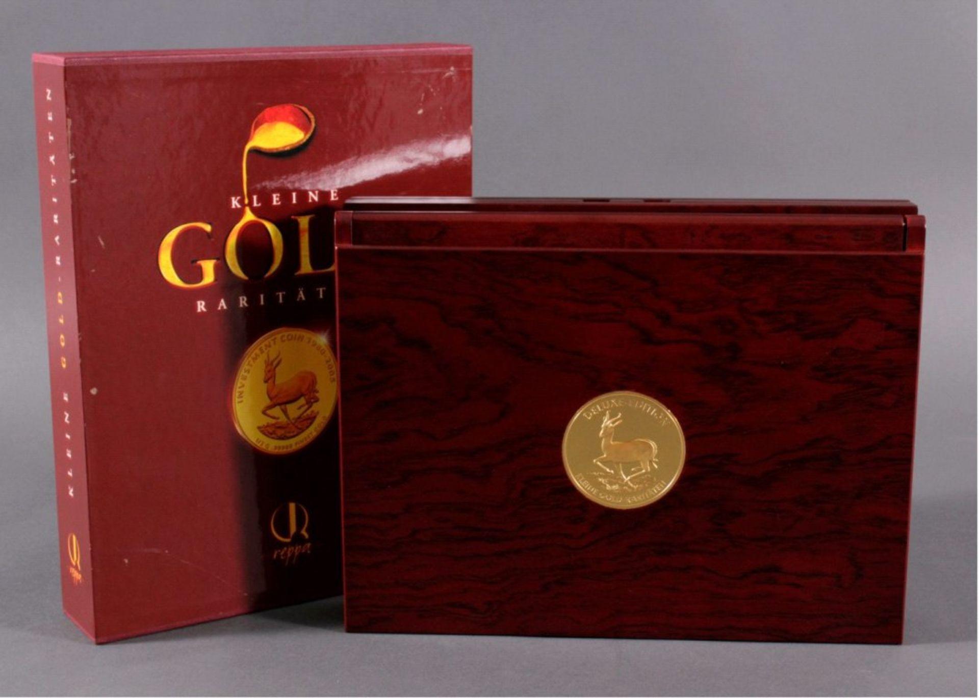 4x Die kleinen GoldraritätenInsgesamt 2 g Feingold, 3x 25 Jahre Investment Coin mitZertifikat und - Bild 3 aus 3