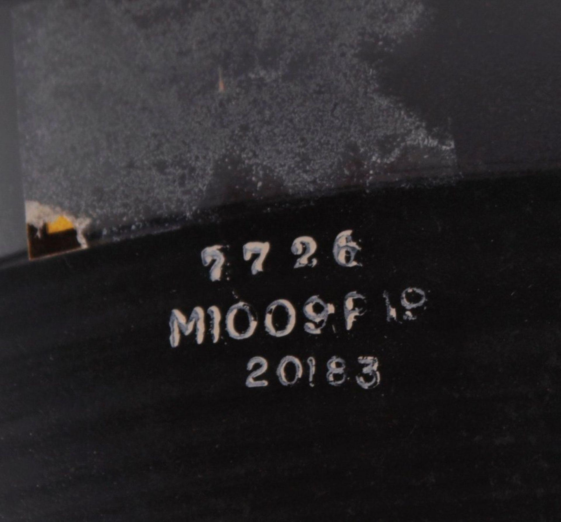 Sehr großes LeuchtmittelNummeriert 776 - M1009P19 - 20183, ca. D-29 cm (unten), H-58cm - Bild 3 aus 4