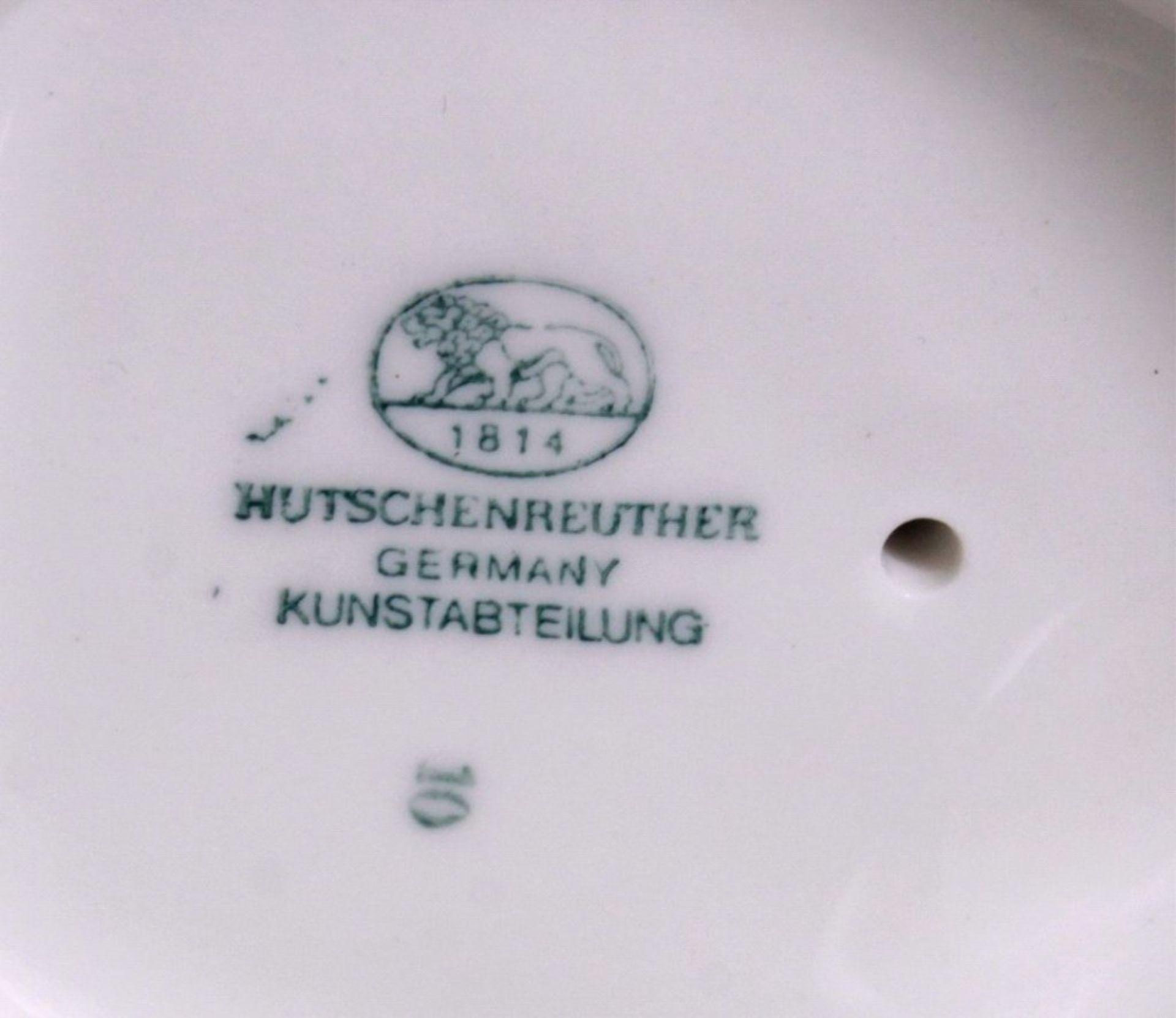 """Hutschenreuther große """"Adlergruppe""""Entwurf Karl Tutter 1937, grüne Stempelmarke,Kunstabteilung, - Bild 6 aus 7"""