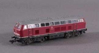 Märklin H0 Diesel-Lok V 160 026 in rot